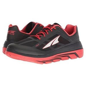 Altra Duo Running Shoes Red Black Size 9.5